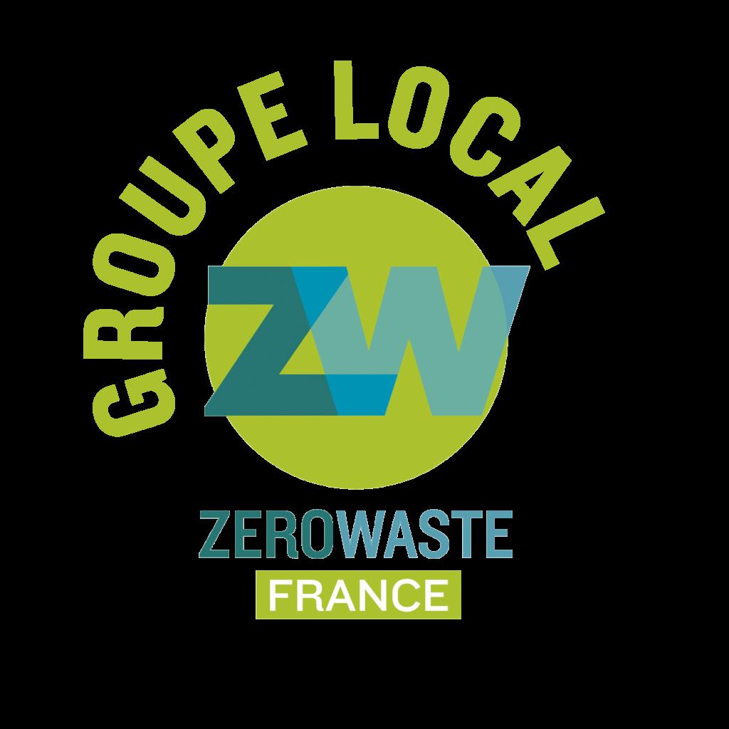Logo des groupes locaux Zero Waste Fance.