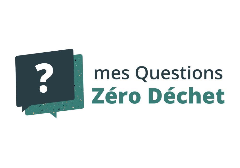 Logo du site Mes Questions Zéro Déchet.