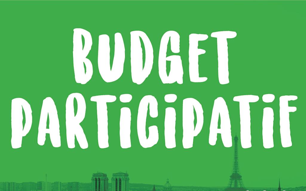 Budget participatif.